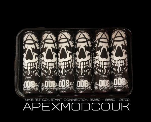 apex batter wraps in case